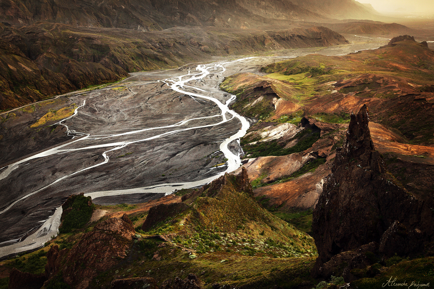 Photograph Thorsmork Valley by Alexandre Deschaumes on 500px