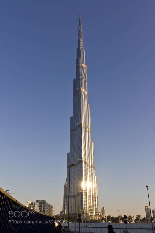 Photograph Burj Khalifa by Andrew Kushnerov on 500px