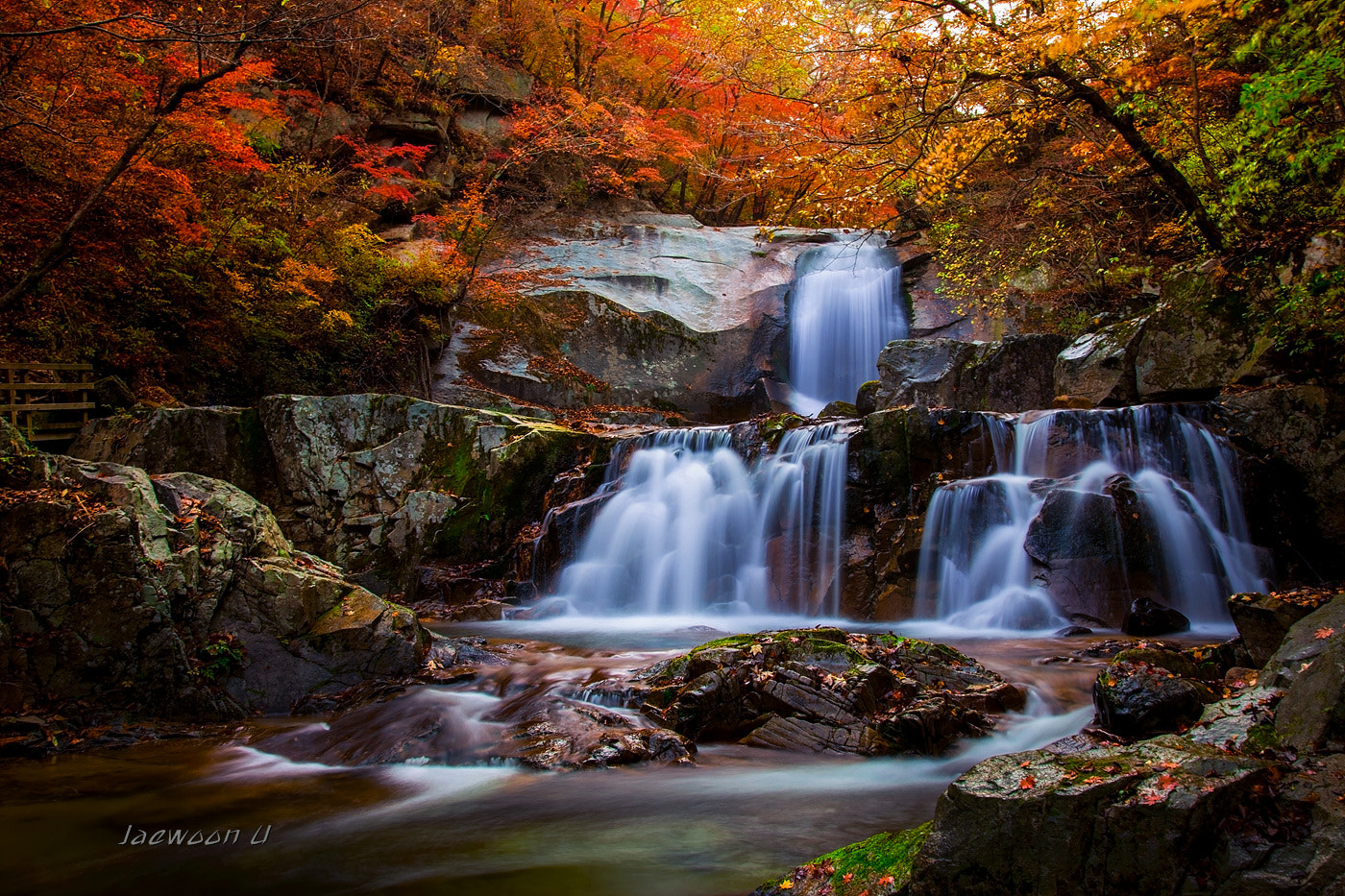 Photograph Autumn falls by Jaewoon U on 500px