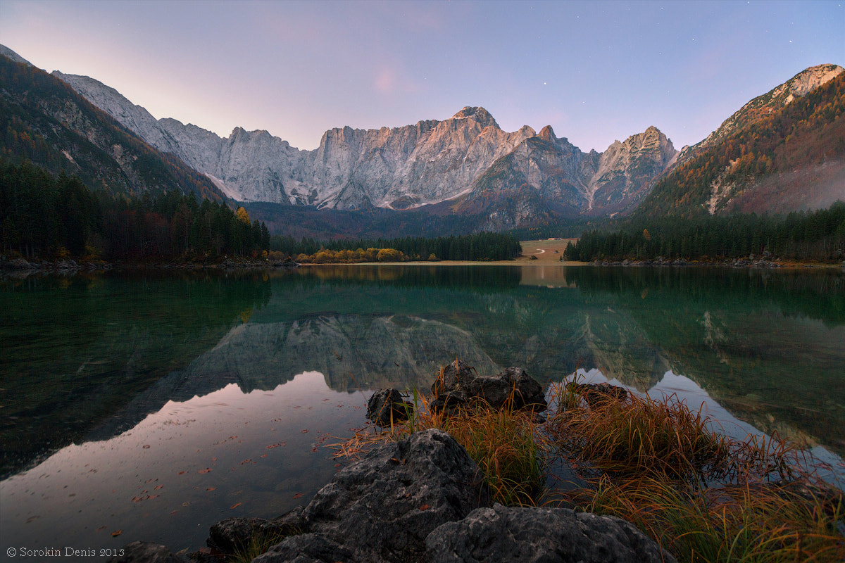 Photograph Laghi di Fusine by Denis Sorokin on 500px