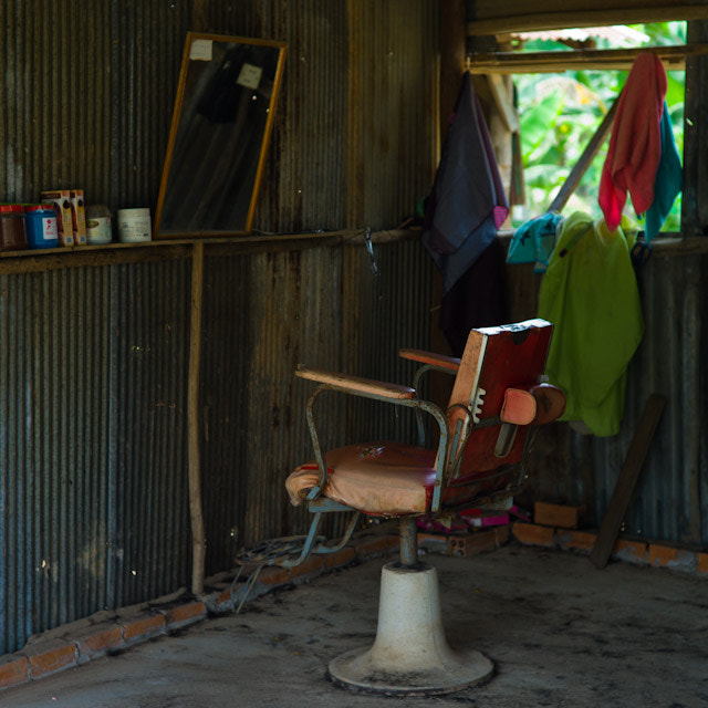 Photograph Cambodia. The barber. by Josep Girona on 500px