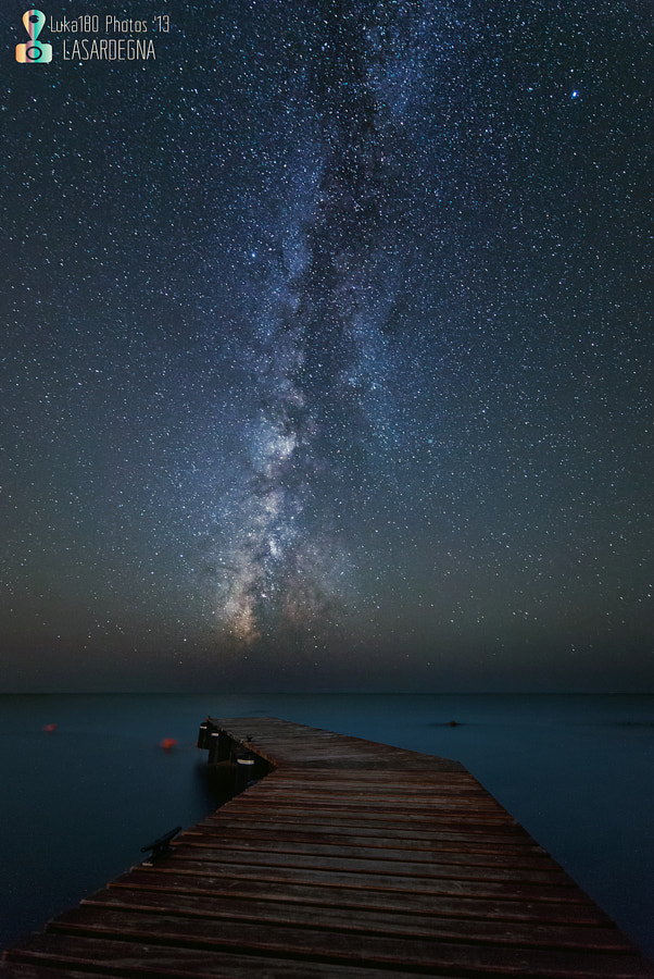 My Way.... [milky way version]