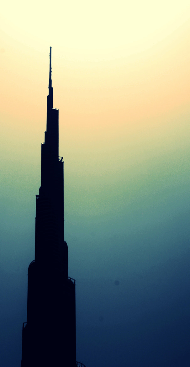 Photograph Burj kalifa by Abdulla  Rasti on 500px