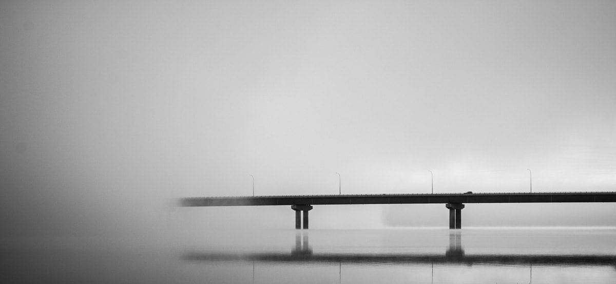 Photograph Rolling Fog by Ahmed Dassouki on 500px