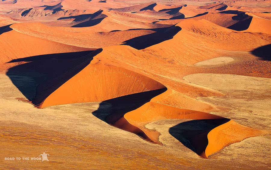 Photograph Sossusvlei / Namibia / 2011 by Road to the Moon  on 500px