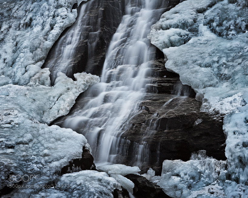 Photograph Icefall by Rainer Mirau on 500px