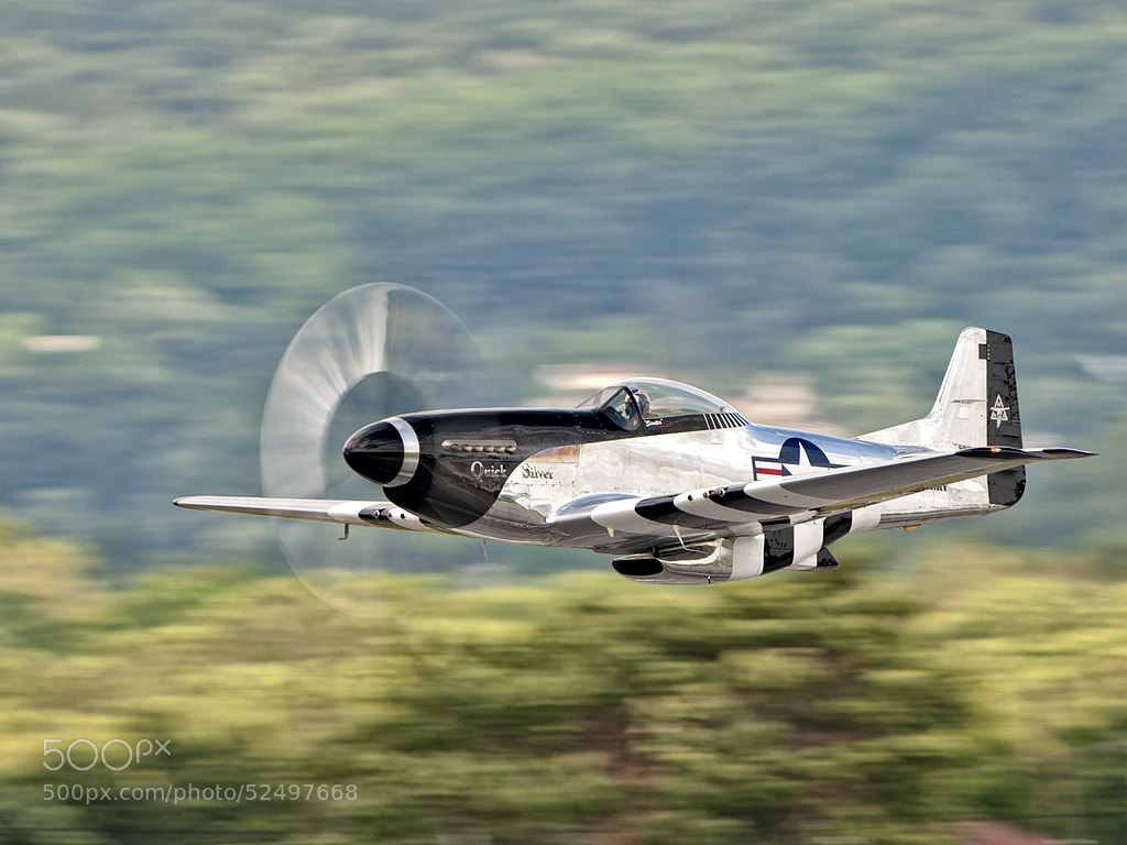 Photograph P-51 Mustang by Darek Siusta on 500px