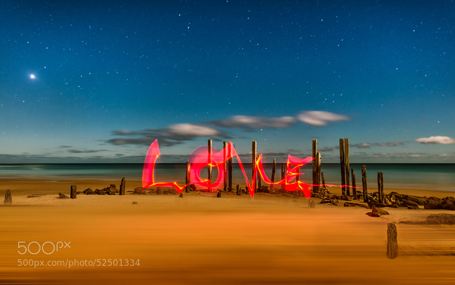 Photograph Love @ Willunga by Bipphy Kath