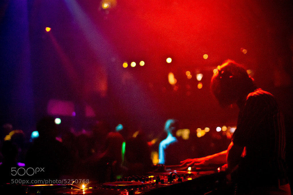 Photograph DJ by Sami Heiskanen on 500px