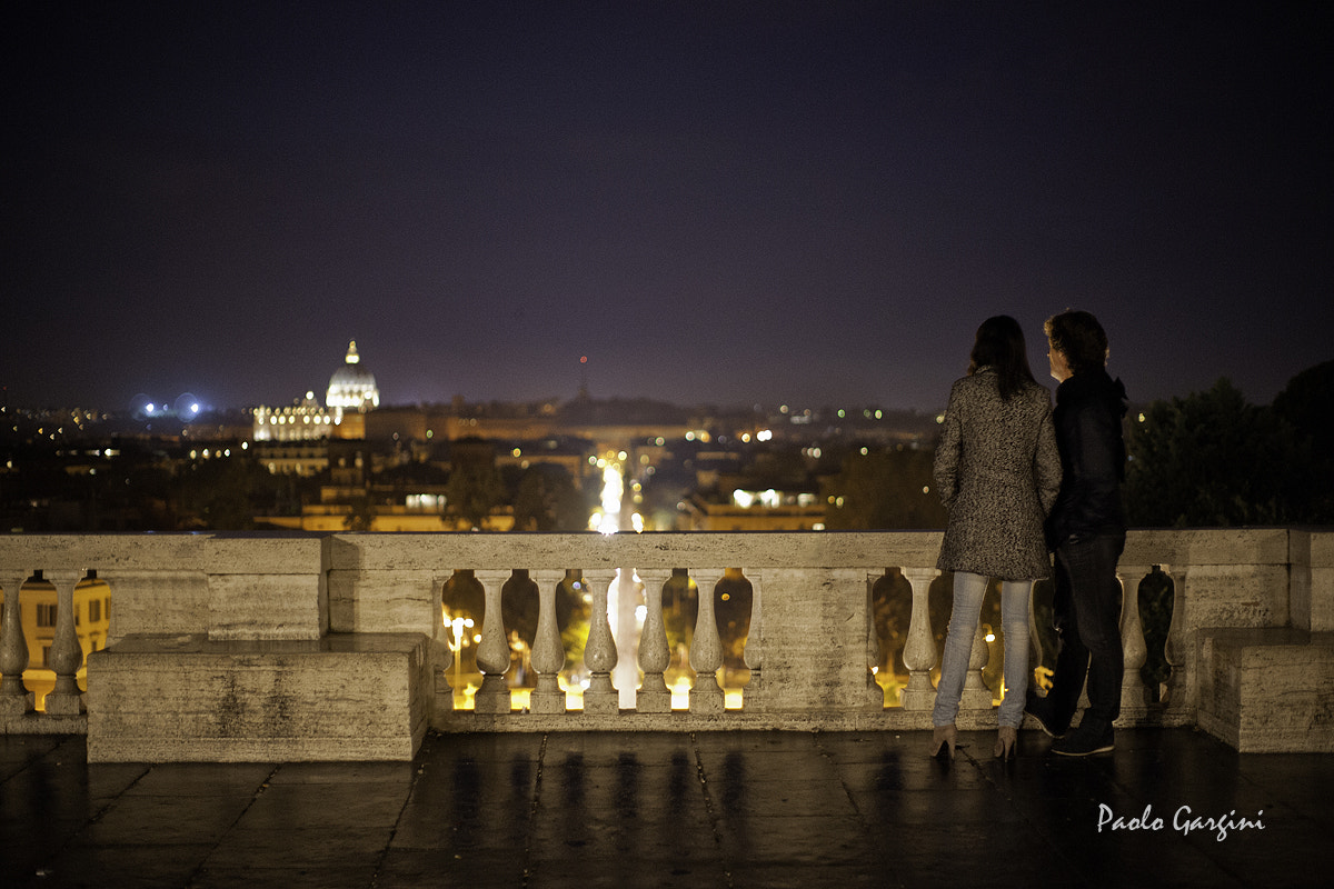Photograph Rome by night by Paolo Gargini on 500px