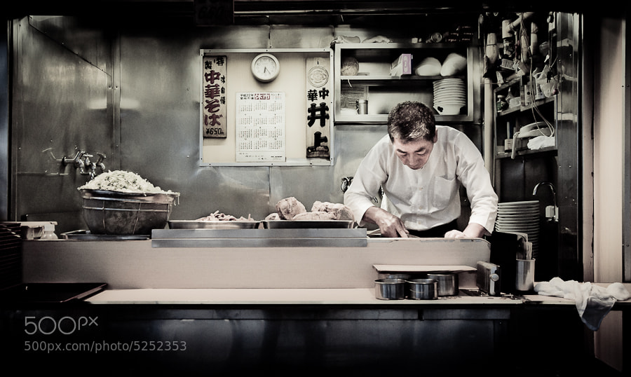 Photograph Making Food by Adam Shul on 500px