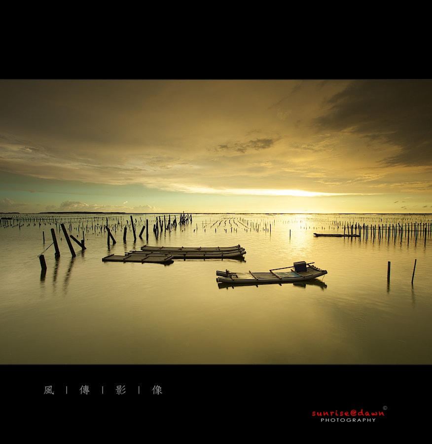 Photograph Golden Chigu by SUNRISE@DAWN photography 風傳影像 on 500px