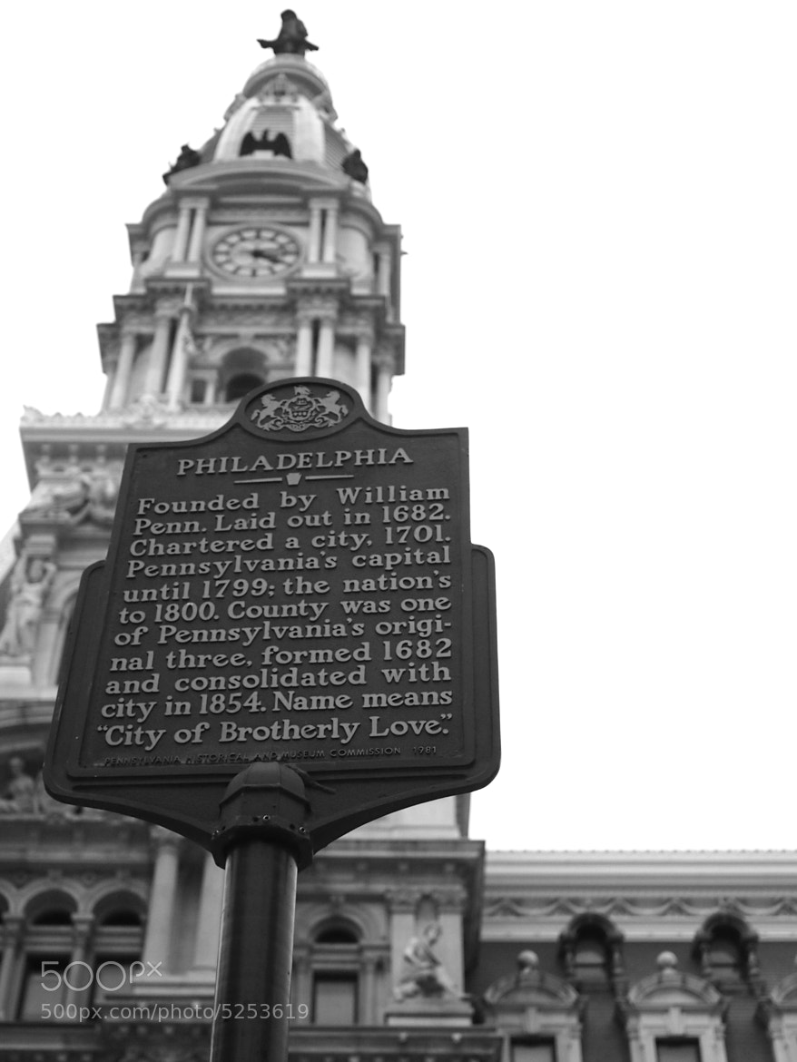 Photograph Philly by Hubert Labio on 500px