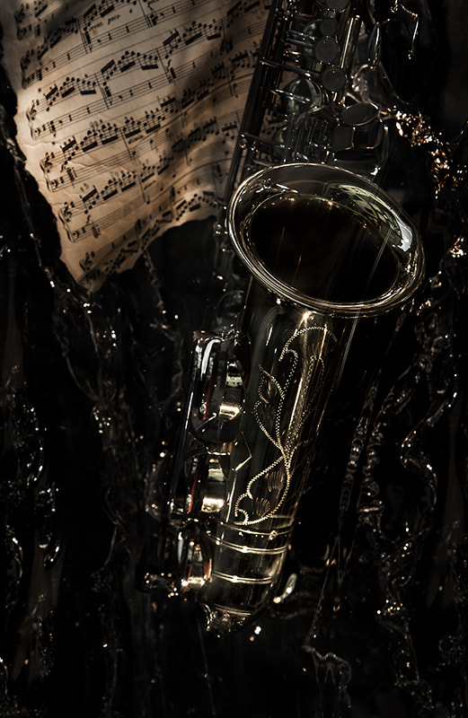 Photograph saxo by Gilbert Claes on 500px