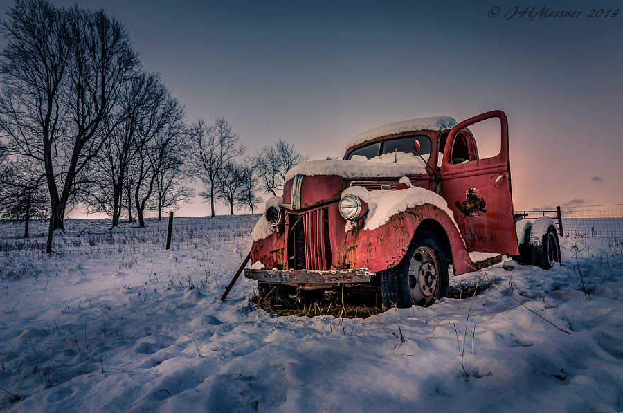 One Headlight by Boxcar Photography on 500px.com