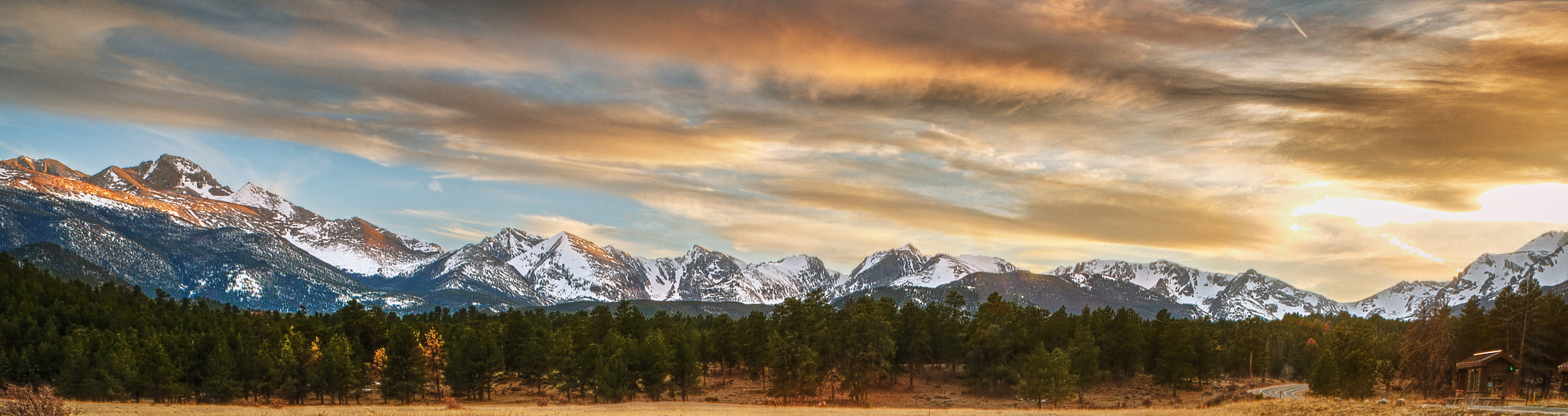 Photograph Colorado Rockies by Adam Pinnell on 500px