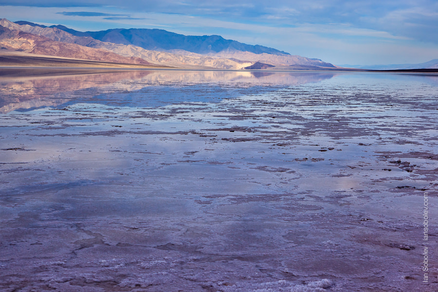 Photograph Badwater by Evgeny Tchebotarev on 500px