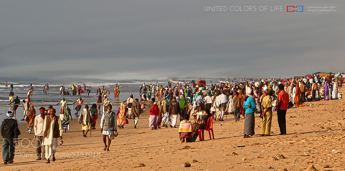 Photograph United Colors of Life by Dipankar Dey on 500px