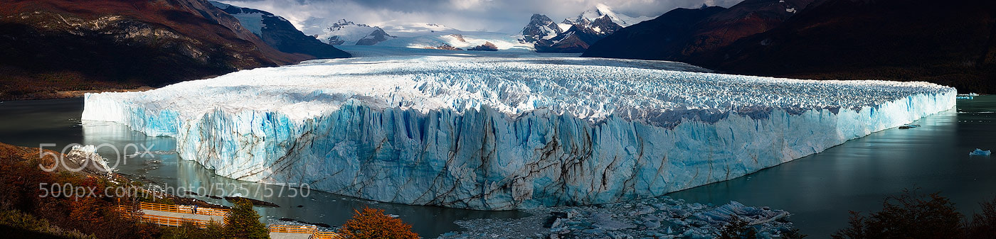 Photograph The Ice Mountain by Hougaard Malan on 500px