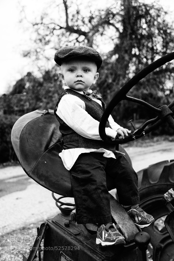 Photograph Young Farmer 2 by Chad Estes on 500px