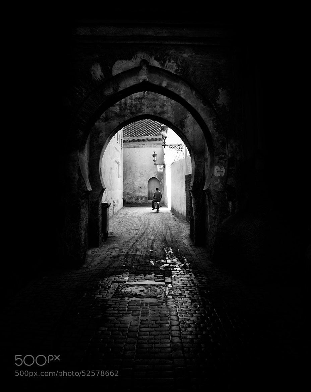 Photograph Medina by Sandra Lesvigne 3emeOeil on 500px