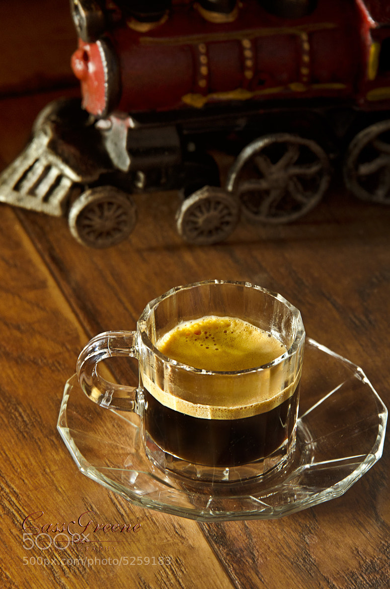 Photograph Express Espresso by Cass Peterson Greene on 500px