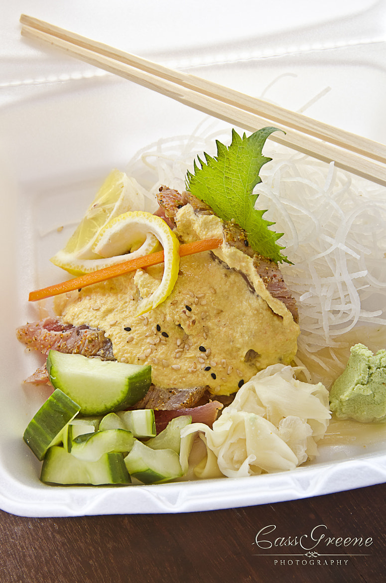Photograph Sushi Take out by Cass Peterson Greene on 500px