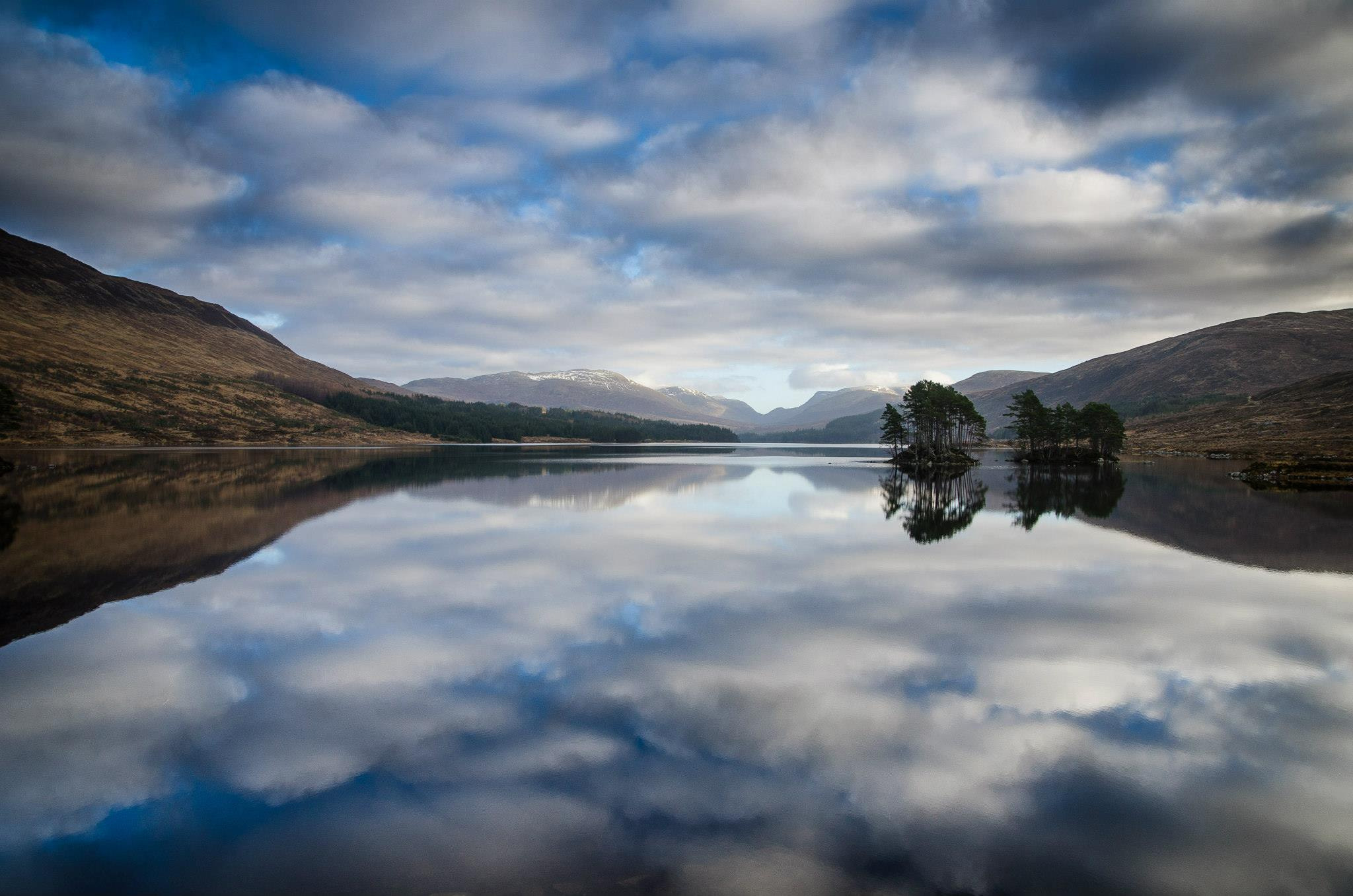 Photograph Loch Ossian II by James Barlow on 500px