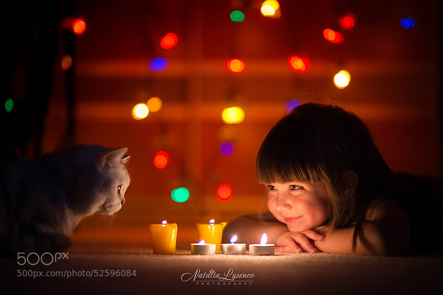 Photograph Waiting for Christmas by Natalia Lysenco on 500px