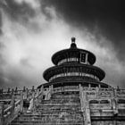 Постер, плакат: The Hall of Prayer for Good Harvests BeiJing