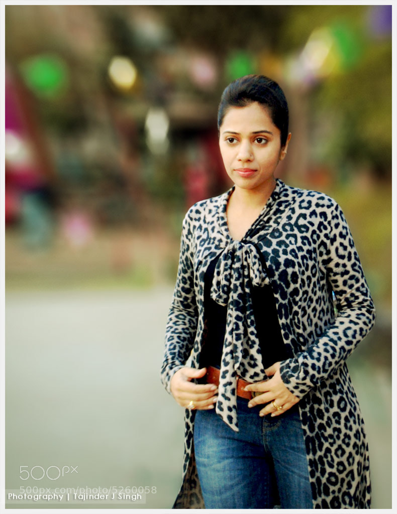Photograph Walking Girl by Tajinder J Singh on 500px