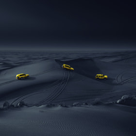Yellow cars by German   Abad (GermanAbad)) on 500px.com