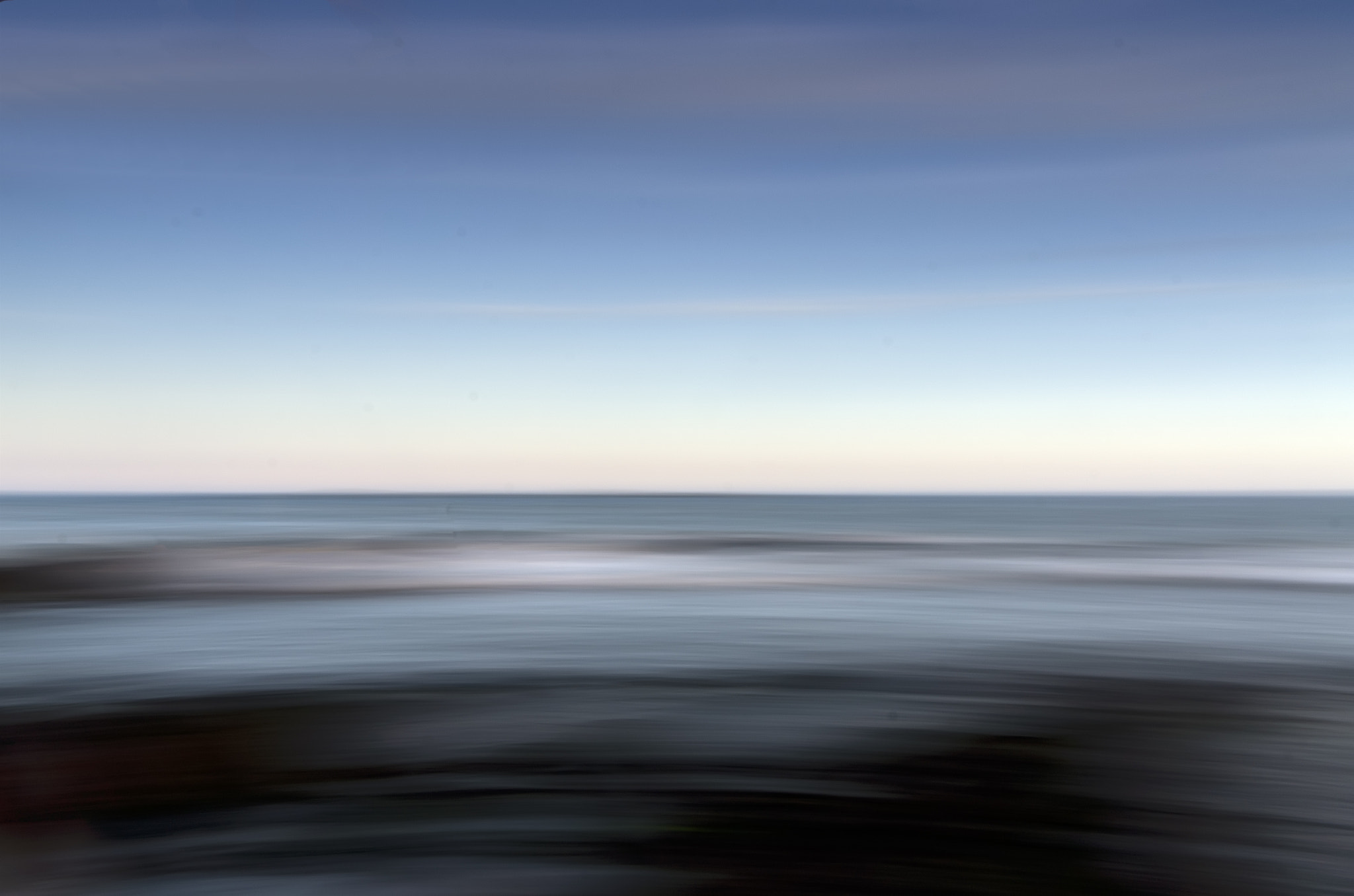 Photograph Blue abstract by Daniel Schwabe on 500px