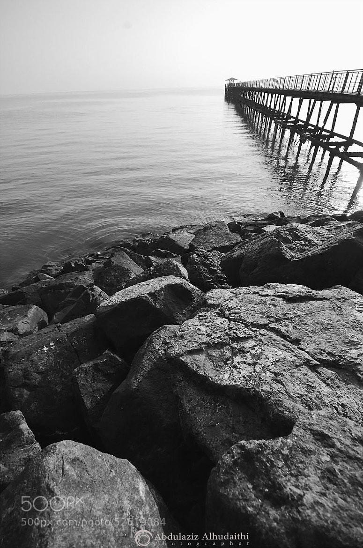 Photograph With Kuwait beach 2 by alhudaith on 500px