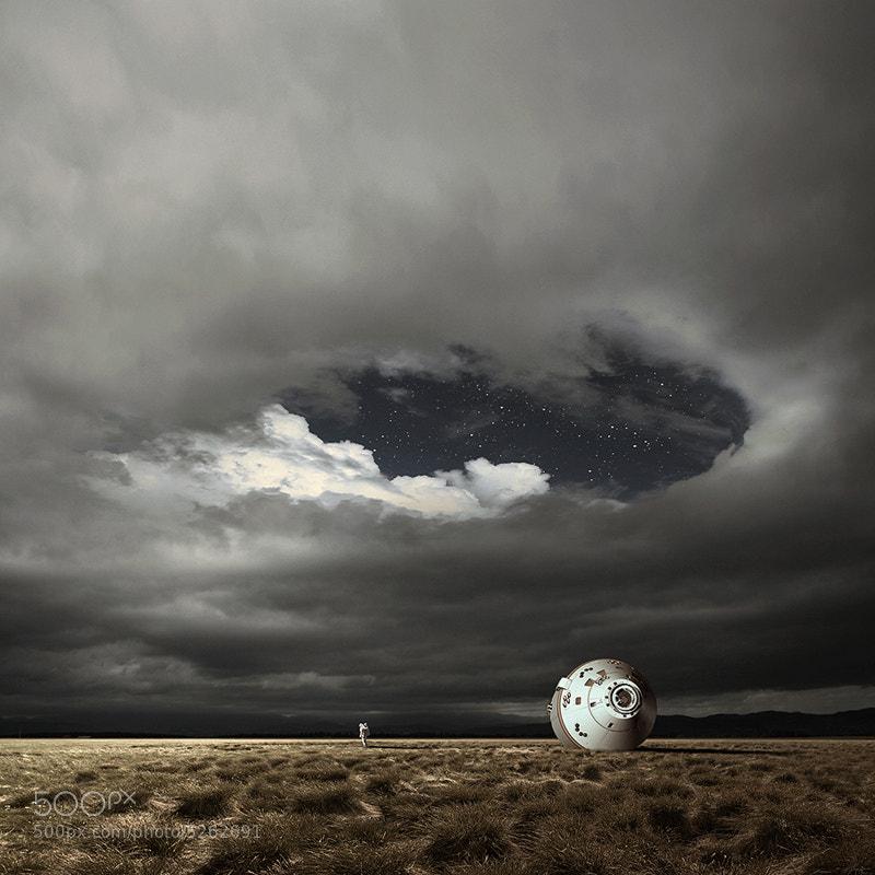 Photograph Under Stars by Karezoid Michal Karcz  on 500px