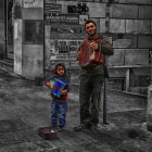Father & Job