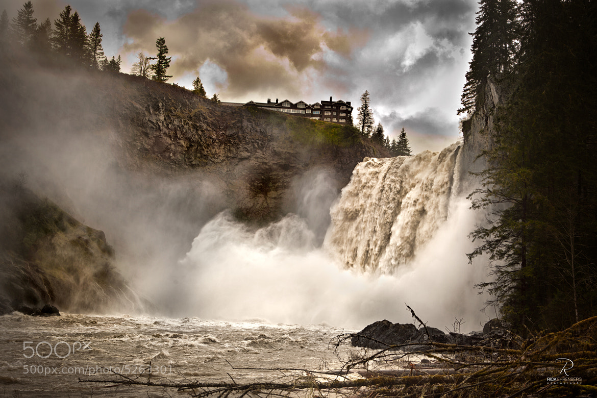 Photograph Snoqualmie Falls by Rick Ehrenberg on 500px