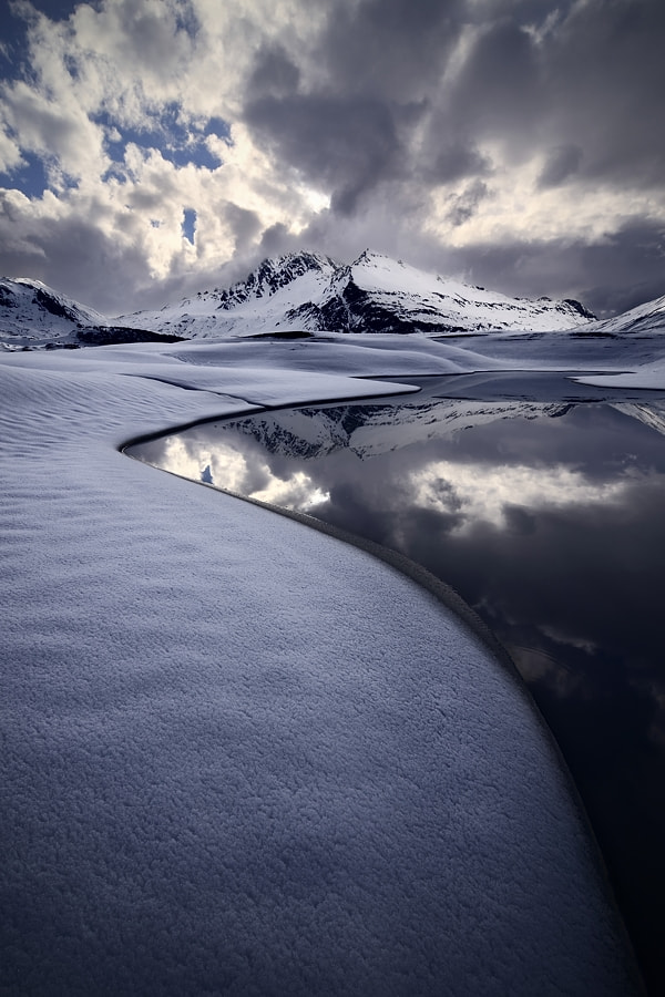 Photograph Magic winter by Marco Barone on 500px