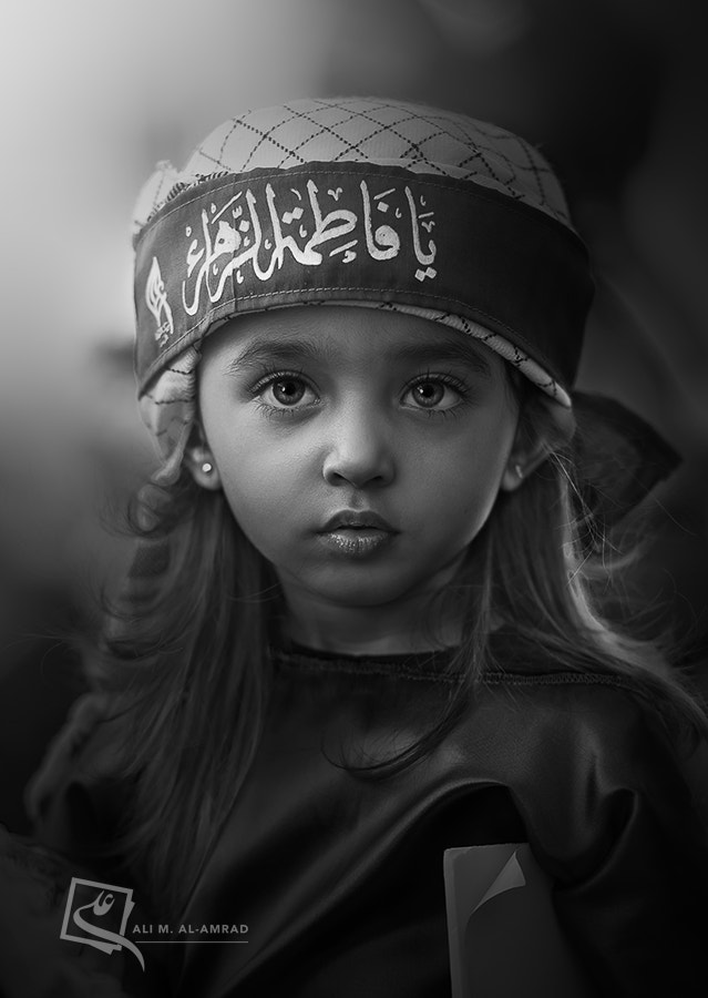 Photograph Al-Zahra Girl by ALI M. ALAMRAD on 500px
