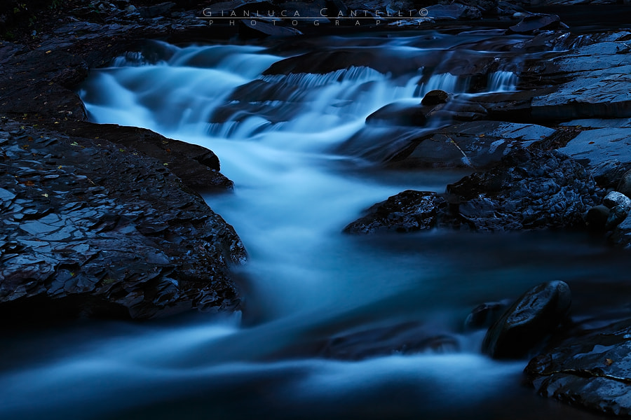 Photograph Night Fluid by Gianluca Cantelli on 500px