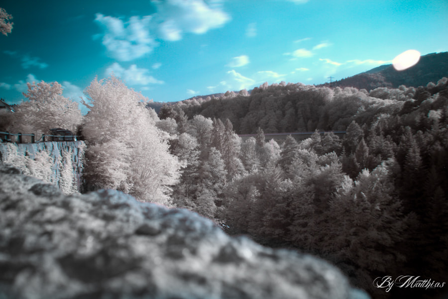 Photograph Infrared by Matthias Frank on 500px