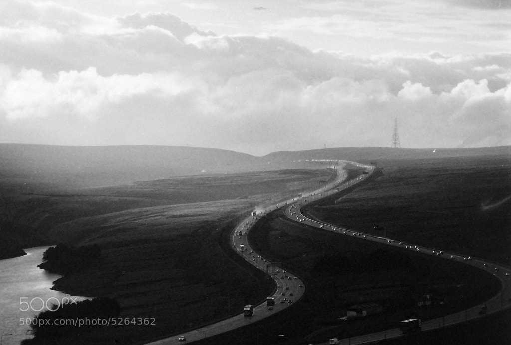 Photograph The M62 by Santiago Almada on 500px
