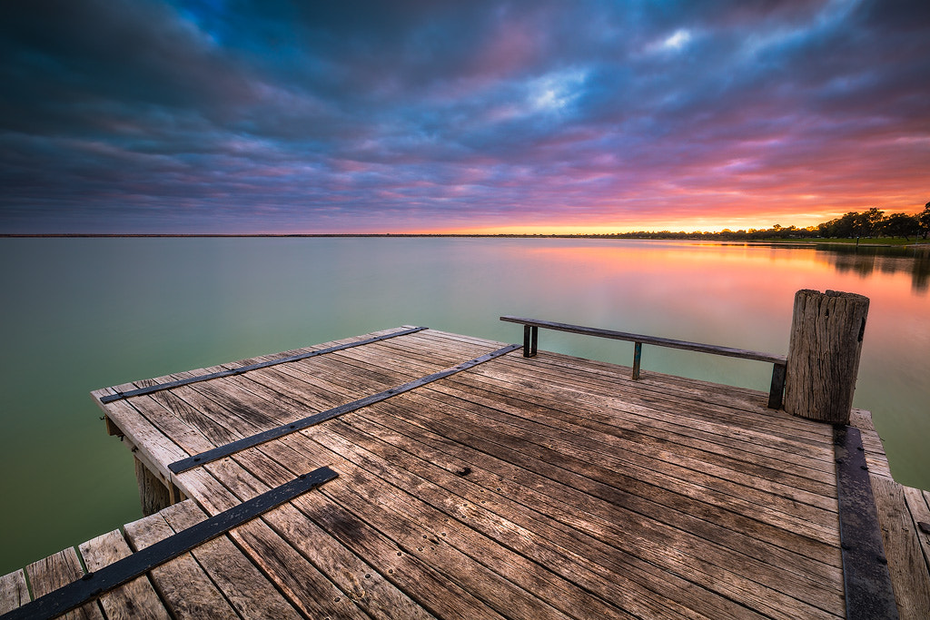 Photograph Lake Bonney by Dylan Gehlken on 500px