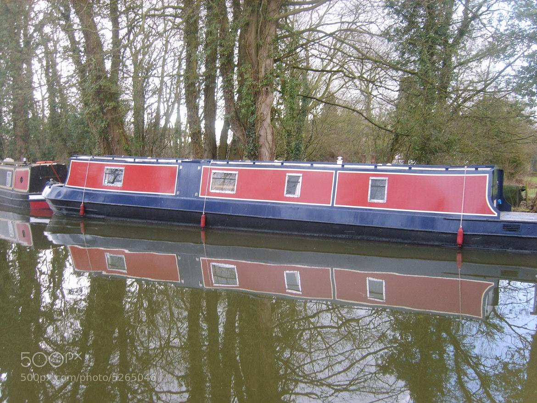 Photograph Narrowboat, Fenny Stratford Canal, Uk by Joseph Donaghy on 500px