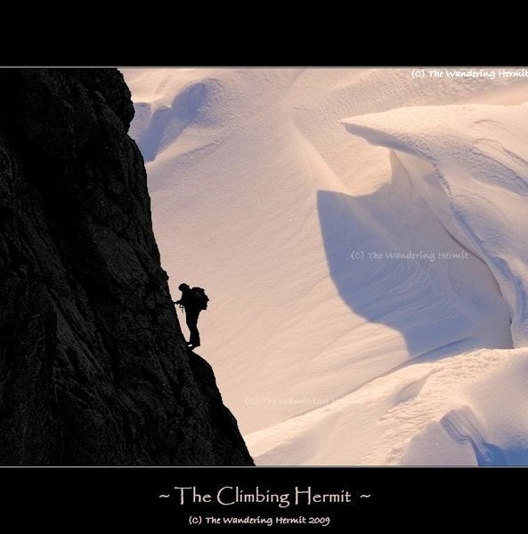 Photograph The Climber by Apurva Chaudhary on 500px