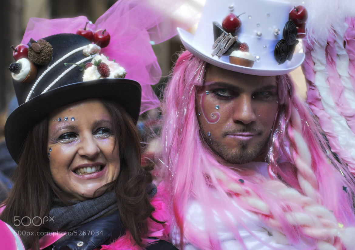 Photograph lollypop man & candygirl by Stefano Buttazzo on 500px