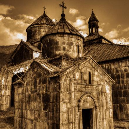 Monastery Haghpat 1245, Ахпата, 1245 г.