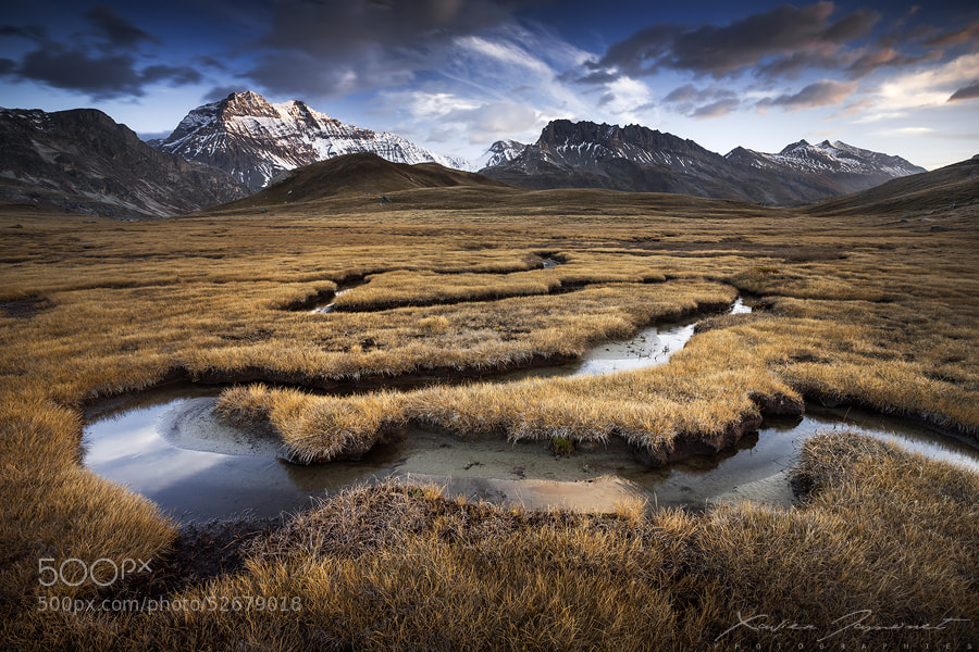 Photograph Curves and meanders by Xavier Jamonet on 500px