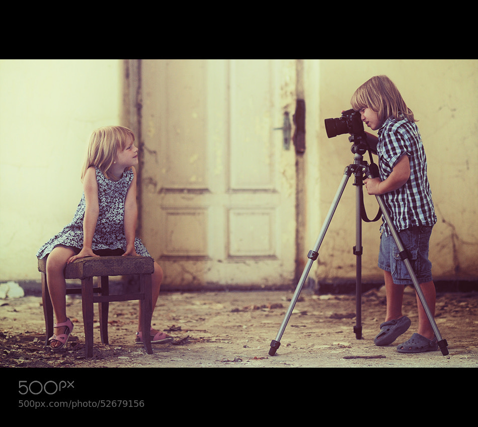 Photograph ... special model ... by Mladen Parvanov on 500px