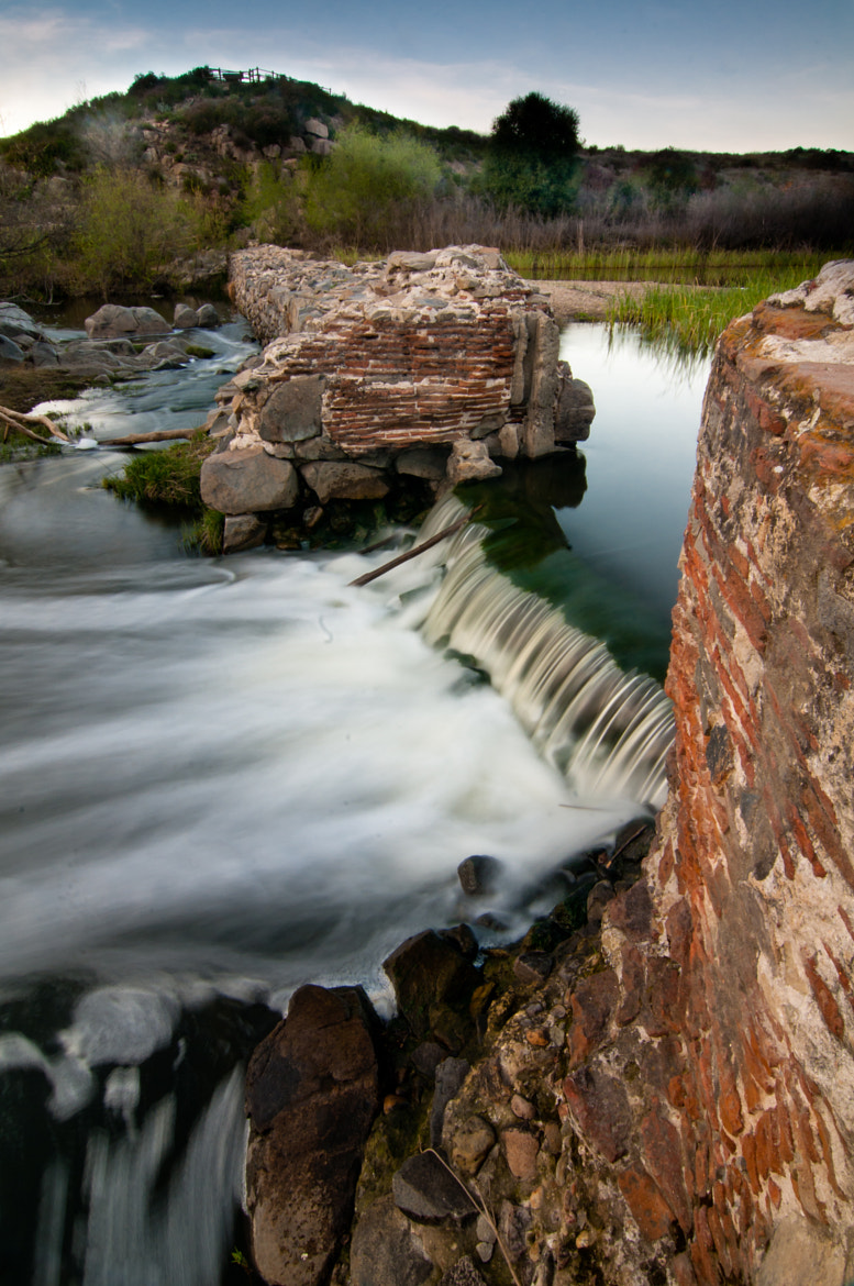 Photograph The Old Dam by Nick Chill on 500px